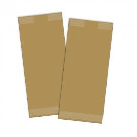 Buste Portaposate in carta paglia neutre/senza stampa
