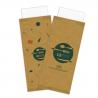 Buste Portaposate in carta paglia personalizzate