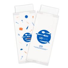 Buste Portaposate in carta kraft personalizzate