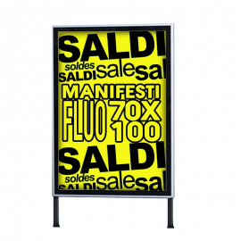 Manifesti Fluo 70x100