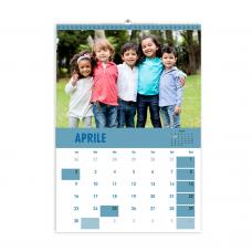 Calendario A4  fogli 12+1