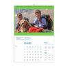 Calendario A4  fogli 6+1 fronte/retro