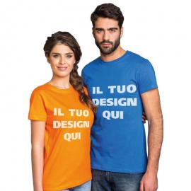 T-shirt unisex cotone 150gr
