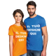 T-shirt unisex girocollo cotone 150gr