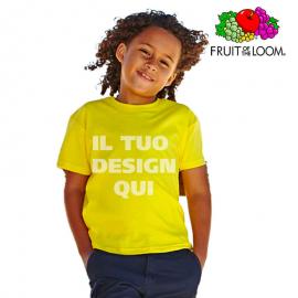 T-shirt junior Fruit of the Loom