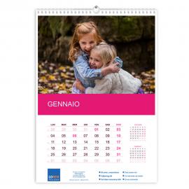 Calendari A3  fogli 12+1