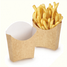 Tasca in cartone per patatine fritte
