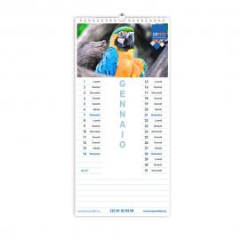 Calendari 20x45 - fogli 12+1