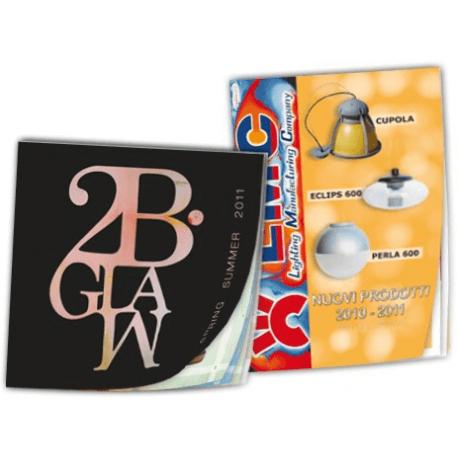 Progettazione Grafica Brochure/Cataloghi 8/12 pagine