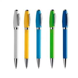 Penna in plastica/metallo